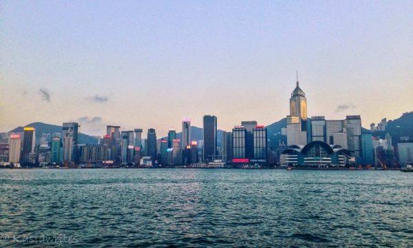 HK harbour