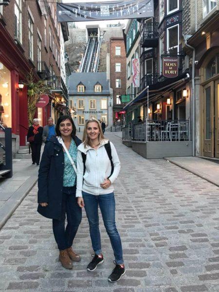 Quebec City bloggers