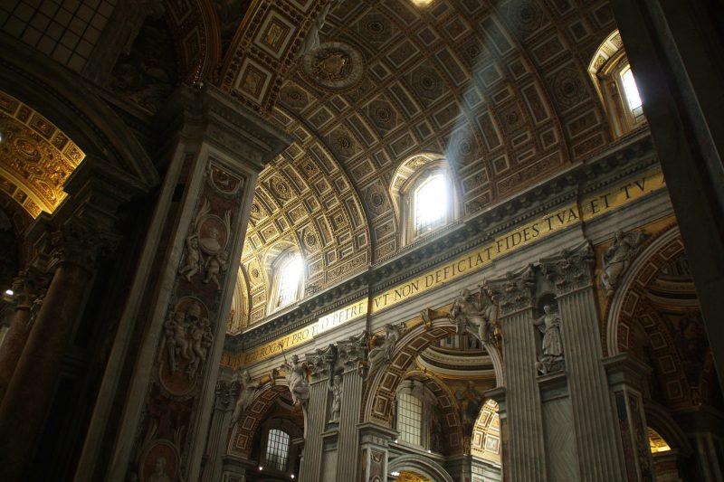 inside vatican