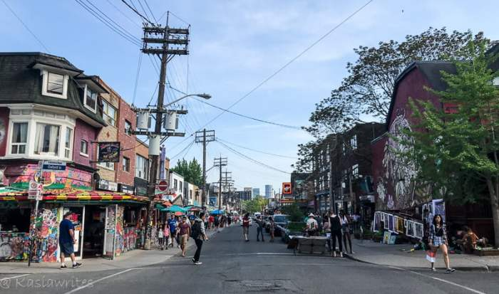 torontos most unique neighbourhood