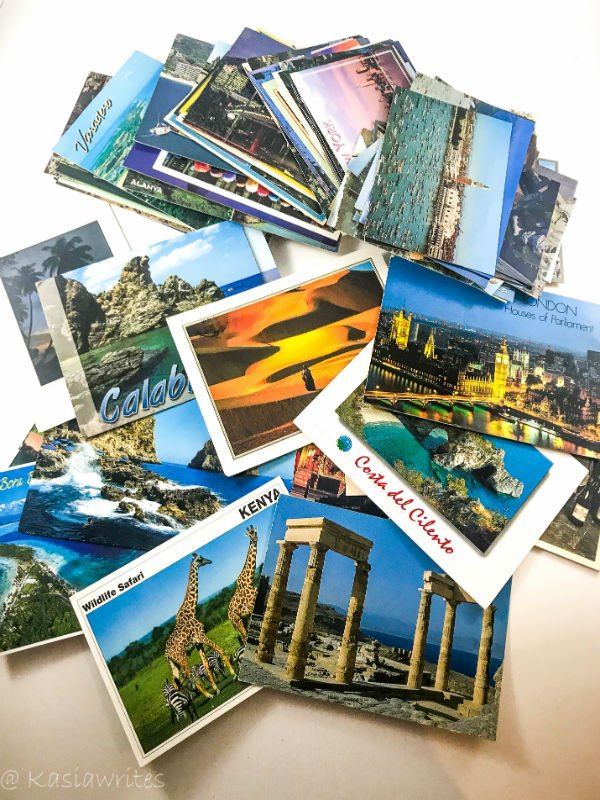 what is your postcard