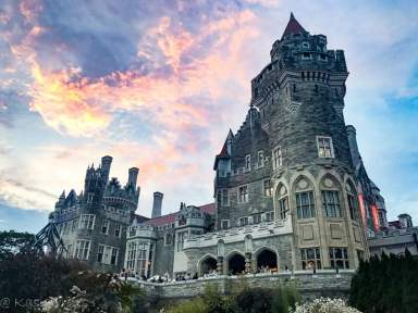 Casa Loma the Toronto Castle you need to visit