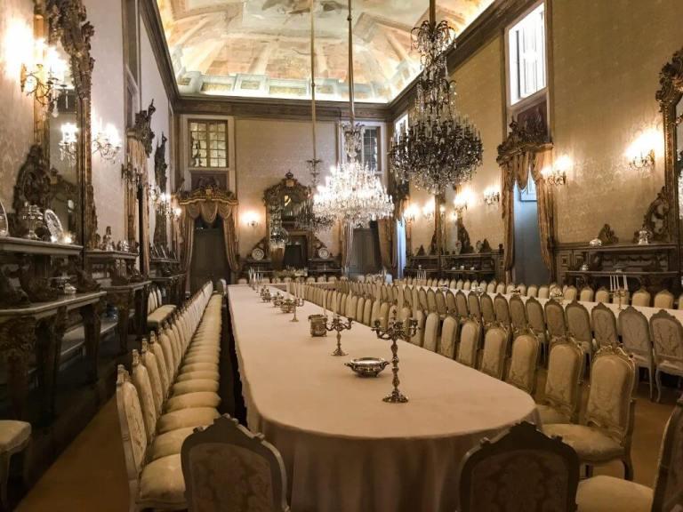 Lisbon museums: Ajuda National Palace