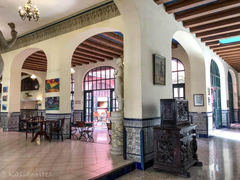 Hotel Sevilla Havana