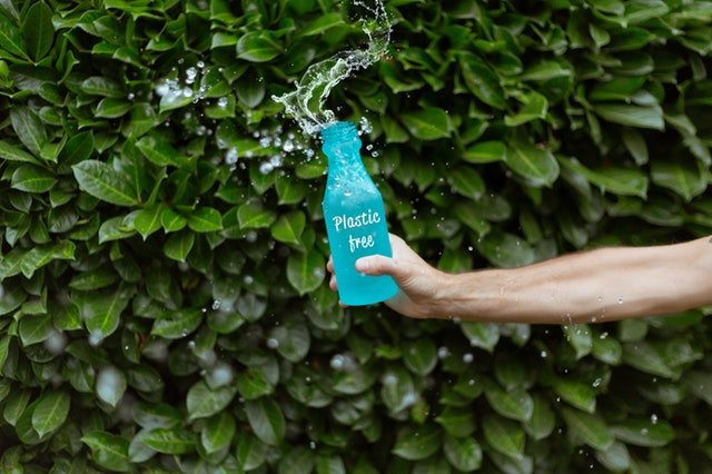 plastic free bottle