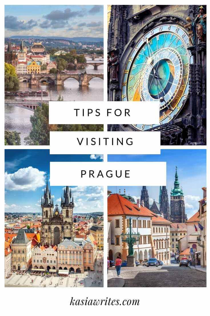 snapshots of buildings you can see in Prague