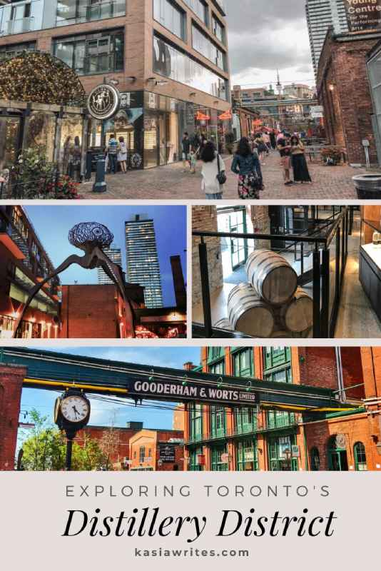 Toronto's Distillery District is a popular destination for locals and tourists alike. Discover the vibrant art and culture scene, restaurants and shops.