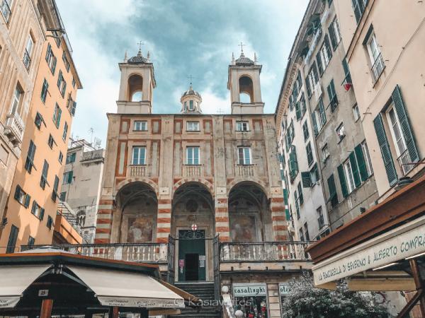 church in Genoa