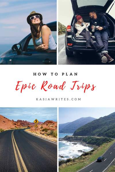 5 Ultimate road trip essentials for an epic adventure | kasiawrites cultural travel
