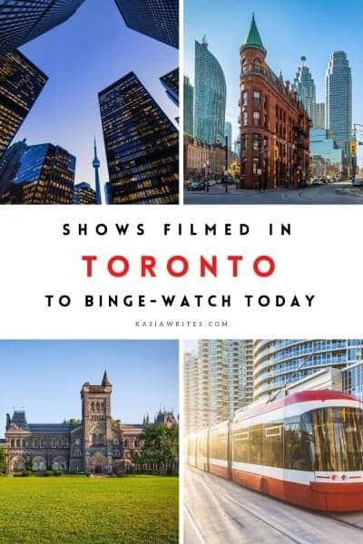 10 Cool TV shows filmed in Toronto you can binge on   kasiawrites cultural travel