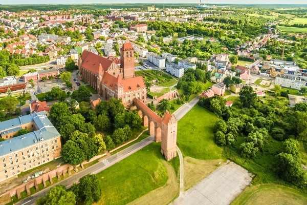 Castles in Poland: Kwidzyn Castle