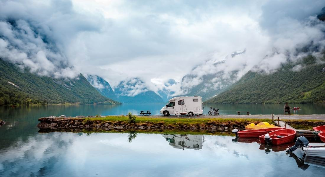 RVing one of many travel trends for 2021