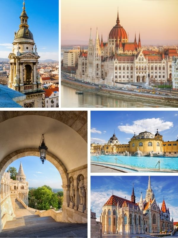 Highlights of Budapest