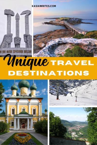 Unique travel destinations: 8 interesting countries to explore | kasiawrites cultural travel