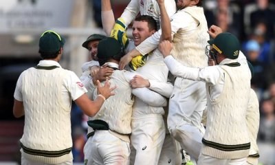 Australia won Ashes