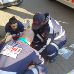 Boy left in a serious condition