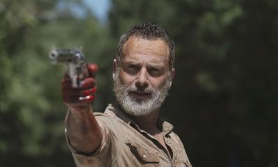 Update about The Walking Dead movie