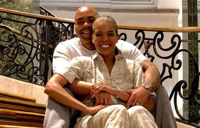 Shona and Connie Ferguson