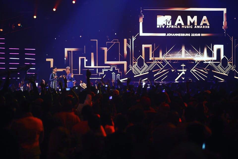 MTV Africa Music Awards