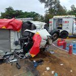 Three injured in Fourways crash