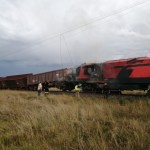 6 people injured in North West freight and passenger train collision1