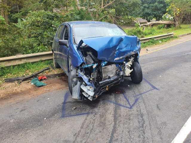 Ramsgate head-on collision