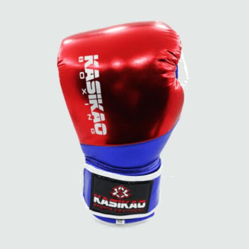 guante-boxeo-rojo-kasikao-frontal-nebur