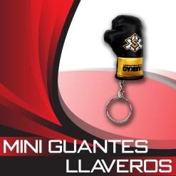 Mini guantes / Llaveros