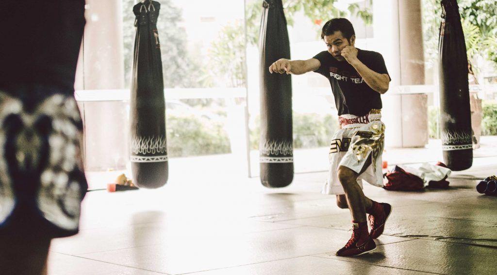 mejorar tu juego de piernas en el boxeo