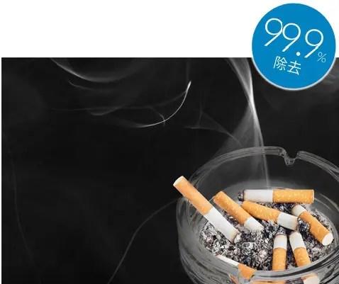 健康に有害な タバコ煙