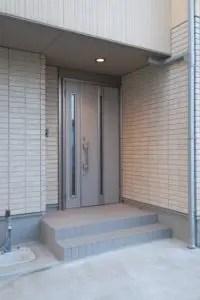 玄関ドア取替リフォーム