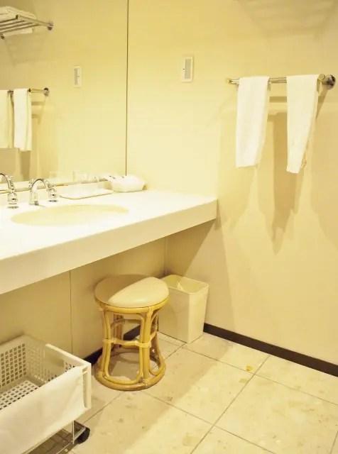 洗面所のフローリングリフォーム