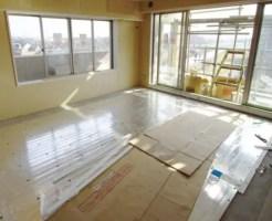 床暖房施工の費用とコツ!床暖房で冬を快適に乗り切ろう