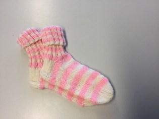 9lk oppilaan tekemät sukat