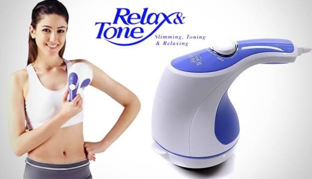 Relax and toner body massager