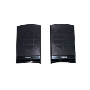 Vitron 2.1 Channel Speaker System with Bluetooth Black, 8800W P.M.P.O V202BT
