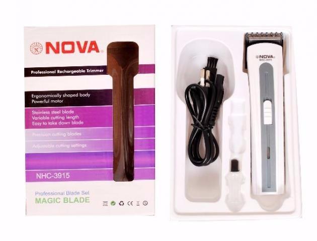Nova Rechargeable Shaver