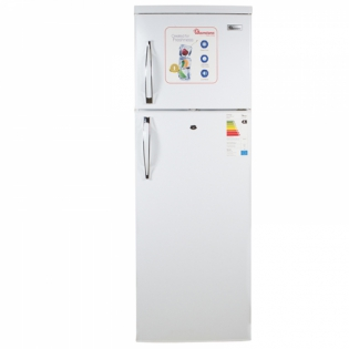 350 LITERS 2 DOOR DIRECT COOL FRIDGE, WHITE- RF/240
