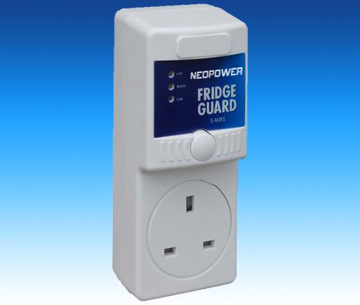 Automatic Voltage Switcher-Fridge guard