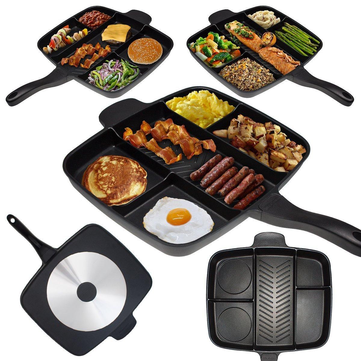 Messi grill pan