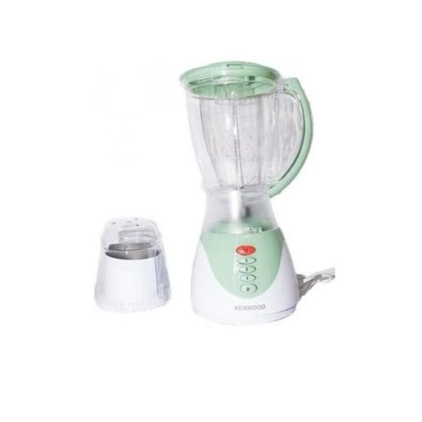 KENWOOD Blender with Grinder - 1.5 Litres - White & Light Green