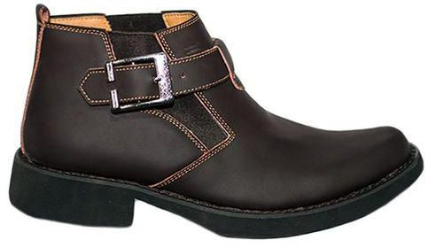 Dark Brown Men's Official Boots