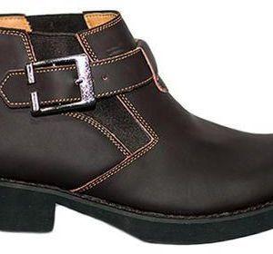 Dark Brown Men's Official Boots