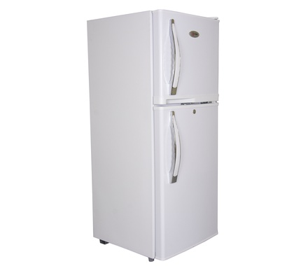 Refrigerator, 108L, Direct Cool, Double Door, White