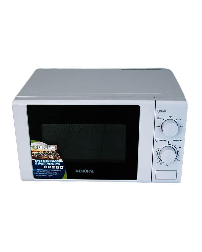20L Microwave Oven-Bruhm