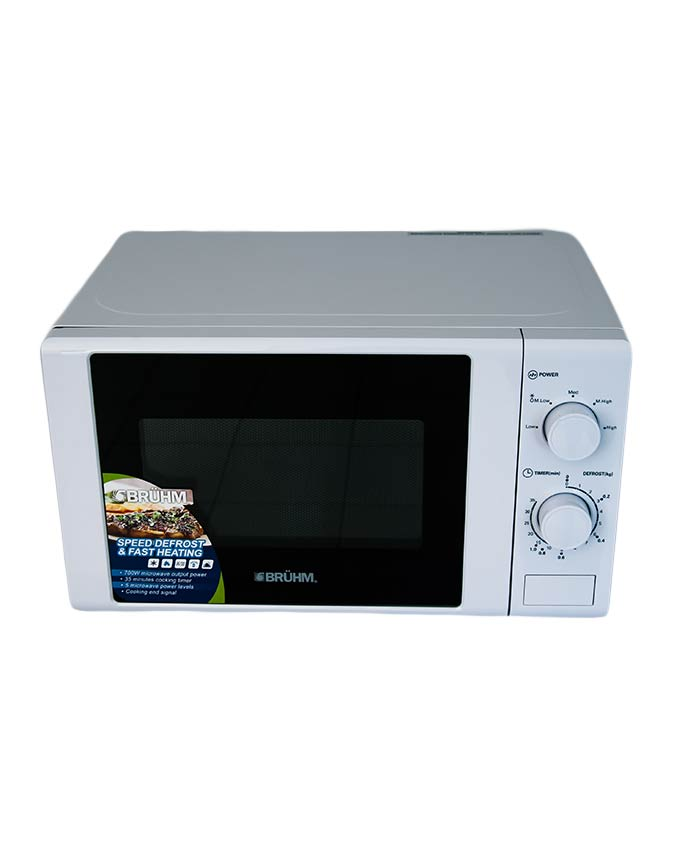 20L Microwave Oven-Bruhm
