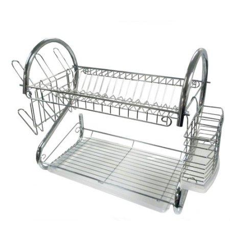 2 Tier Elegant Dish Rack