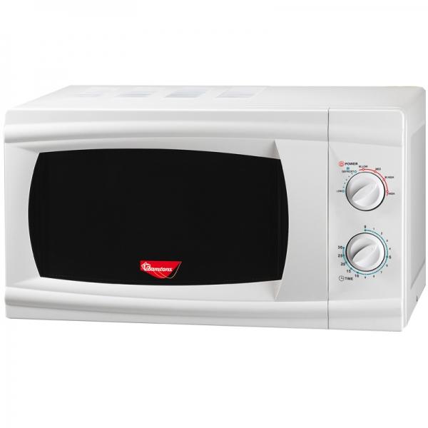White, Manual Microwave,20 Liters- RM/206