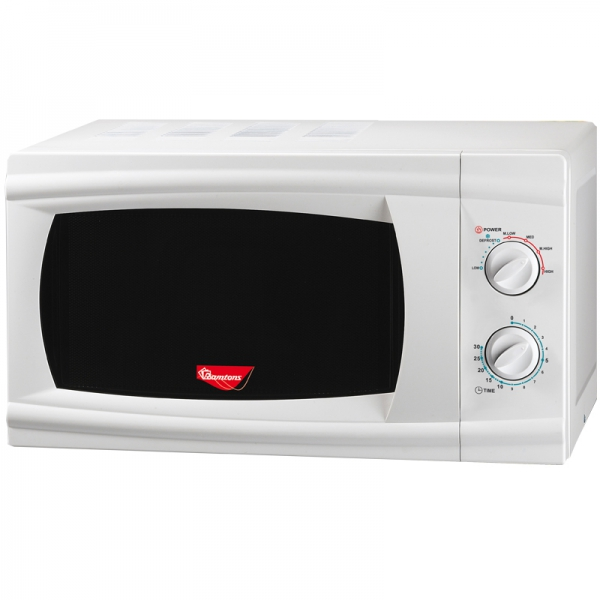White, Manual Microwave,20 Liters- RM/206