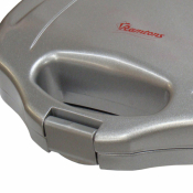 2 SLICE, SILVER, SANDWICH TOASTER- RM/114
